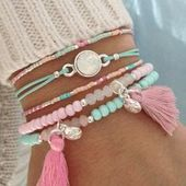 Account Suspended – Make your own bracelet from pearls – #account #Banglebracele …
