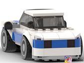 Ford Escort RS 1975   – legos