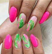 27 Süße Ostern Nail Designs 2019 #Gel # nailsdesigns2019 #easternails   – easter nails