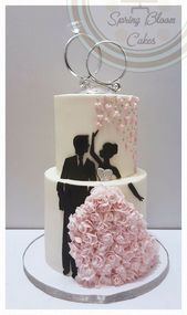 Eye-catching Spring Wedding ceremony Cake Concepts to Blow Your Thoughts Away