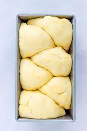 Brioche ist ein traditionelles französisches Brot, das aufgrund der Verwendung