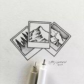 30 coole und einfache Dinge zum Zeichnen, um die Kunst zu verbessern