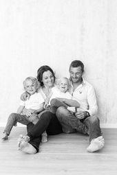 Lebhafte Lifestyle-Familienshooting-Lust für das Leben mit Fotografin Simone Bauer