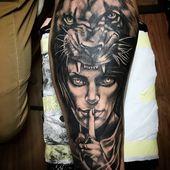 Dziara von @sokol_tattoo_ und er wartet schon auf dich in der East Zone Art #sokol #ta …
