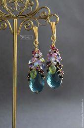 #ohrringehandgemacht #goldjewelryideas #ohrringeha… – #earn #goldjewelryideas