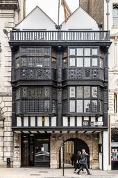 FREE Self-Guided City of London Walking Tour with a Map and Directions