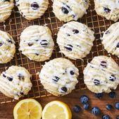 Machen Sie sich bereit, diese Blaubeer-Frischkäse-Kekse den ganzen Frühling lang zu backen