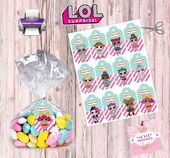 L.O.L Surprise Thank you Tags Instant Download – Liand's party ideas