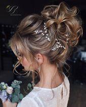 Crystal Pearl bridal hair pin Rhinestone Wedding hair pins White Ivory hair pin Bridal hair piece Bridal hair accessories Wedding headpiece