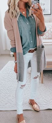 The truth is that building the perfect fall outfits has less to do with having t…