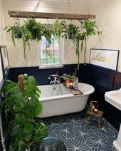 #bathroomgoals #plantgoals – Wohnen