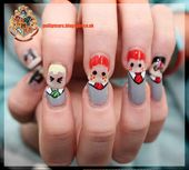 12 Incredibly Intricate Harry Potter-Inspired Manicures