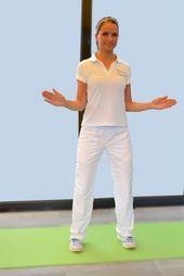Schulter-Nacken-Training: 7 einfache Übungen gegen Verspannungen