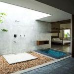 Außendusche – Gartengestaltung mit Dusche im Außenbereich