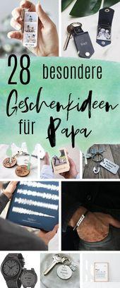 Persönliche & emotionale Geschenkideen für Papa – Gift Guide für Väter — hochseiltraum