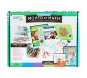 creatED® Family Engagement Kits, bewegt von Math: Klasse 6-8: Unplugged Coding – Stem makerspace