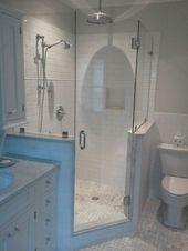 75 Inspirierende Ideen Fur Kleine Badezimmerduschen Kleines Bad Renovierungen Kleines Bad Mit Dusche Dusche Umgestalten