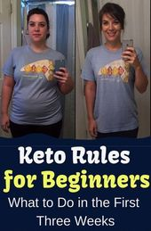 Easy Keto Diet Meal Plan For Beginners #CoconutKetogenicDietPlan