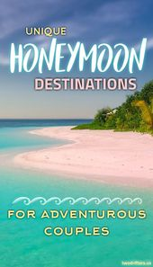 Distinctive Honeymoon Locations for Effectively-Traveled {Couples}