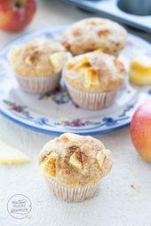 Apfelmuffins – Muffins & Cupcakes Rezepte