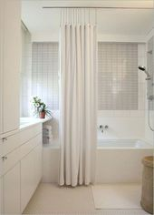 15 Gorgeous Stunning Bathroom Curtain Ideas For Beautiful Bathroom