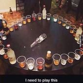 At some point you definitely played a drinking game with shots of sambuca and Smirnoff ices.