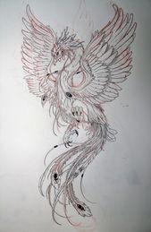 29 Amazing Phoenix Tattoo Ideas You Will Enjoy   – Tattoo