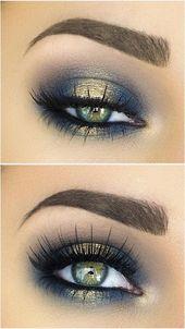 Welche Make-Up-Farben schmeicheln den grünen Augen? Wir haben vier prominente Make-up-Künstler gefragt