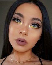 Über 40 graue Make-up-Look-Ideen   – Makeup