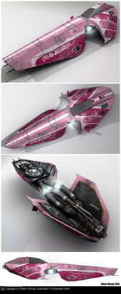 Wipeout Team Icaras by Wiktor Öhman | 3D | CGSociety