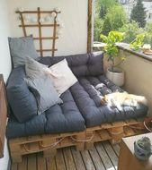 12 Likes – Entdecke das Bild von mariegesa123 auf COUCHstyle zu & # 39; #balkon #balkon   – Balkon Ideen