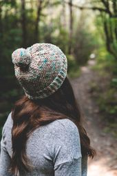 Crochet Avery Hat – Free Pattern – How is that done?