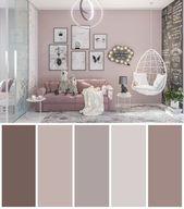 34 Wohnzimmerfarben, die Ihren Raum elegant erscheinen lassen 18