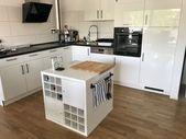 Ikea Kücheninsel – #aufbewahrung #IKEA #Küchen…