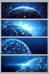 Earth network technology background. | Backgrounds AI Free Download – Pikbest