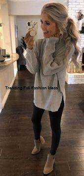 20 Sollte Outfits für die Herbstsaison haben