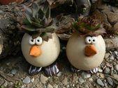 Bildergebnis für Keramikvögel für den Garten   – The procrastinating potter