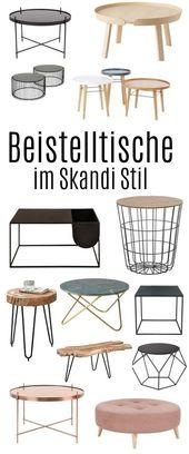 Die schönsten Couch-Tische für dein Wohnzimmer, die du ganz sicher lieben wirst ! — hochseiltraum – Skandinavisch Wohnen – Deko, Möbel & Einrichtung