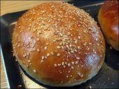 rapido burger bread Zutaten (für 12 Brote): 40 g frische Hefe oder 2 …   – Pains et Brioches