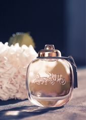 Women S Perfume Fragrance Coach Perfume Perfume Genius Fragrance Bottle
