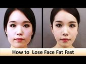 How to Lose Face Fat Fast – Natural Home Remedies for Face Fat Fast