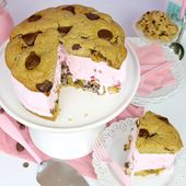 {VIDEO) Riesen-Kekseis-Sandwich-Kuchen – Lindsay Ann Bakes   – Cakes