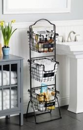 11 Super Creative Ways to Organize Your Bathroom Using Baskets