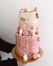 Hochzeitstorten. – #Hochzeitstorten   – Birthday Cake Vanilla Ideen
