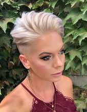 Trending Short Pixie Haircuts for Women to Create in Year 2019
