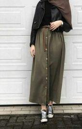 43+ trendy Ideas for style hijab casual muslim syari
