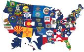 state flags | All 50 United States and Some of the…