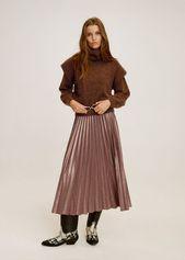 Jupe plissée imprimée – Femme – Nouveau style – #women #printed # jupe plissée # …   – Jupes