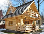 63 Favourite Small Log Cabin Homes Design Ideas #FavouriteSmallLogCabinHomesDesignIdeas