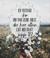 """""""Du bist meine Hoffnung, Herr, dir vertraue ich …"""